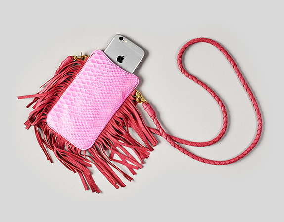 unique python iPhone bag
